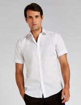 Men´s Slim Fit Business Shirt Short Sleeve