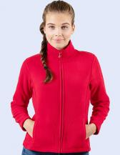 Ladies´ Full Zip Fleece Jacket