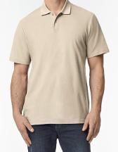 Softstyle® Double Piqué Polo