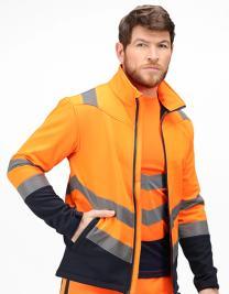 Pro Hi-Vis Softshell Jacket