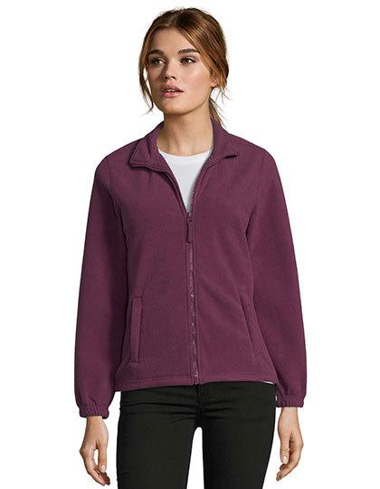 Women´s Fleece Jacket North