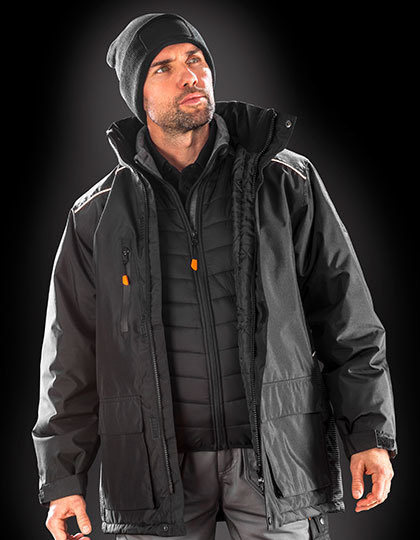 Vostex Long Coat